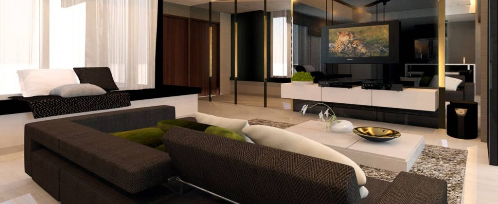 material sourcing interior design