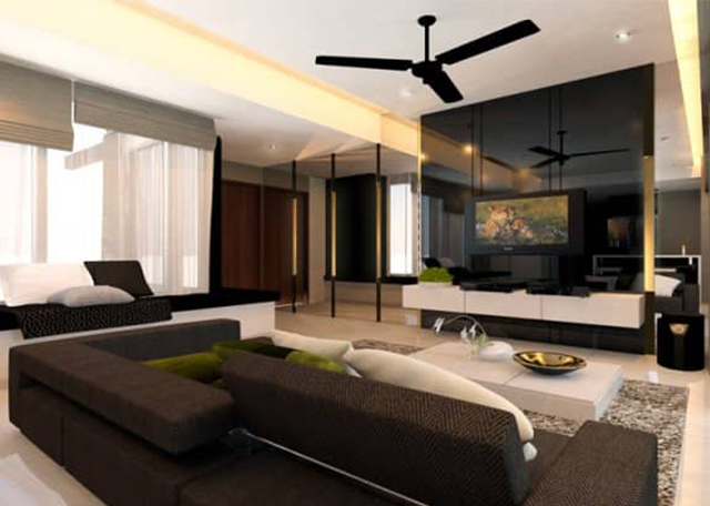 residential interior design sg