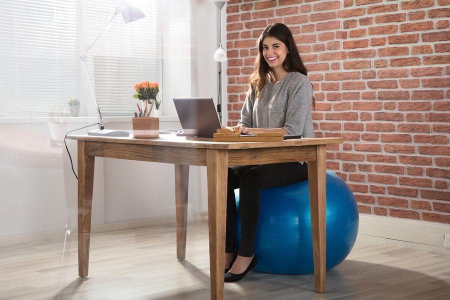 interior design office active lifestyle