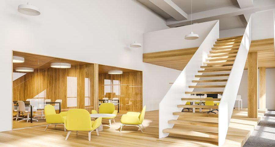 wood yellow sunlight space