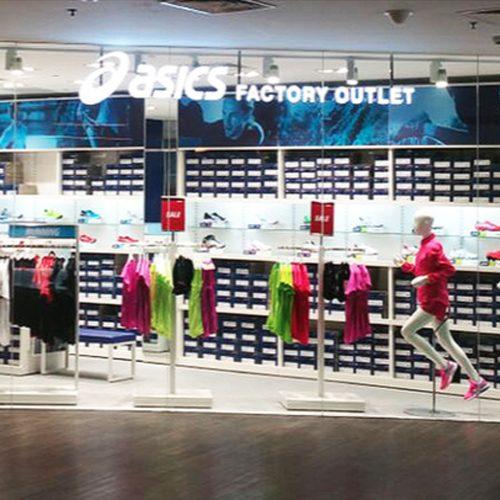 sports store interior design service